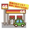 車の豆知識〜意外と知らない!?給油口の位置を見分ける方法〜